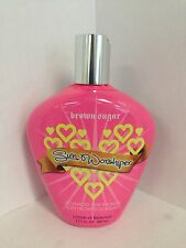 Sun Worshiper 100x Bronzer Tanning Lotion by Tan Inc Brown Sugar