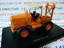 Tracteur 1/43 universal Hobbies LATIL H14 TL 10 1950 forestier