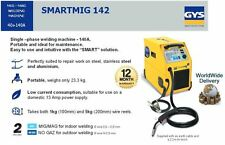 Gys mig mag single 1 phase 140 a portable 23,3 kg de gaz / pas de machine à souder gaz