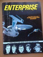Star Trek enterprise build your own starship magazine +Doctor & the Enterprise