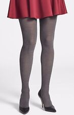 DKNY Tarnished Texture Tights, S