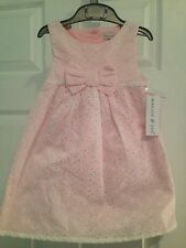 Baby Girl Maggie & Zoe Dress, Branded 18-24 Months New With Tags