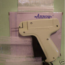 REGULAR GARMENT PRICE LABEL TAGGING TAG TAGGER GUN + 1000 PINS