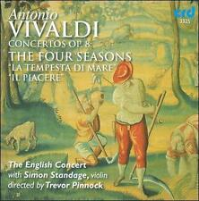 Vivaldi: Concertos, Op. 8 - The Four Seasons, New Music