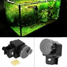 Digital Automatic Fish Feeder Aquarium Tank Electronic Fish Food Feeder Timer F7