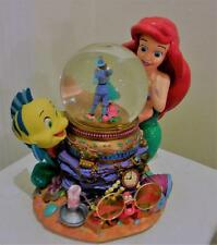 Disney Ariel Little mermaid thingambob snowglobe