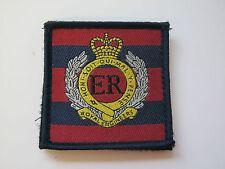 ROYAL ENGINEERS REGIMENTAL UNIT ID / OSPREY / UBACS BRITISH ARMY CLOTH PATCH