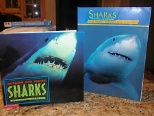 Sharks, Shorelines of America & Outside and Inside Sharks Scholastic