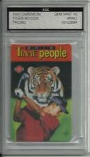 1997 Cardwon Tiger Woods Rookie Promo Graded Gem  Mint # NNO