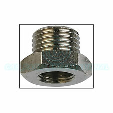 1/2M x 1/4F Threaded Airline Connection Bushing - Quantity 2