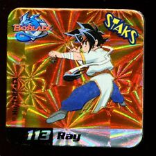 STAKS STAKS AIMANT MAGNET BEYBLADE N° 113 RAY HOLO