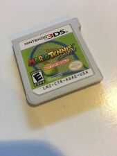 Mario Tennis Open (Nintendo 3DS, 2012) NFR Not For Resale Demo Kiosk Cart Only