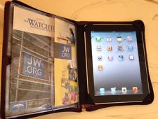 BLACK or GRAY SERVICE FOLDER, JEHOVAH'S WITNESS
