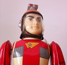 "CAPTAIN ULTRA. 9"" TIN WIND UP. BILLIKEN SHOKAI. 1997"