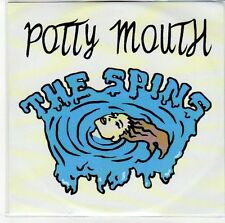 (ED46) Potty Mouth, The Spins - DJ CD