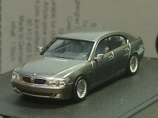 Herpa BMW 7er grau metallic, dealer model - 521 - 1/87