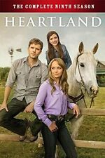 Heartland Season 9 (Region 1, North America DVD Boxed Set, 5-Discs, Pre-Order)
