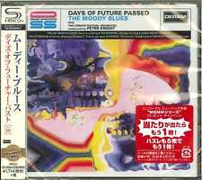 THE MOODY BLUES-DAYS OF FUTURE PASSED-JAPAN  SHM-CD BONUS TRACK D50