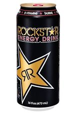 Rockstar Energy Drink, 16-Ounce Cans Pack of 24