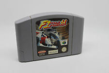 F1 pole position 64  Nintendo 64 Cartridge PAL