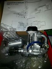 YS engine - FZ 63 Super charger system  -  rc motor new