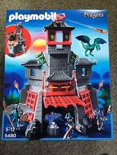 Playmobil Dragons Castle 5480 - Brand New And Unopened