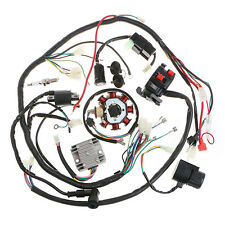 150cc Electrics Stator Wire Harness Loom Magneto Coil CDI Rectifier Solenoid