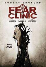 Fear Clinic (DVD, 2015)