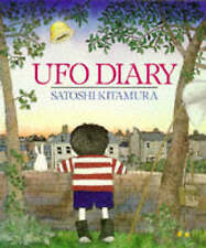 UFO Diary (Red Fox picture books),GOOD Book