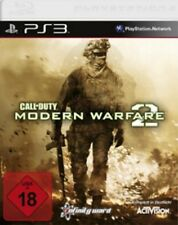 Playstation 3 Call of Duty Modern Warfare 2 *Neuwertig