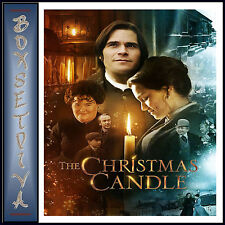THE CHRISTMAS CANDLE - Hans Matheson  **BRAND NEW DVD**