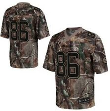 Pittsburgh Steelers Hines Ward #86 Reebok 2XL Realtree Camouflage Jersey