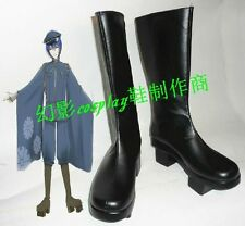 VOCALOID  KAITO senbonzakura cosplay shoes boots Custom-Made