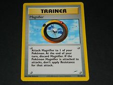 Pokemon Neo Destiny Set UN-COMMON Magnifier 101/105 - NM/M Condition