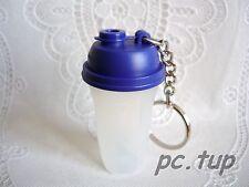 Porte clés Tupperware (keychain) Shaker couvercle bleu