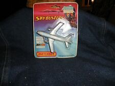 Vintage Matchbox Sky-Busters 1977 SB-19 Piper Commanche Air France  MOC
