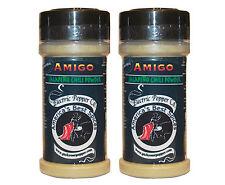 Green Jalapeño Chili Powdered Chili Pepper Dried Spice Amigo 1.5 oz.