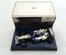 Minichamps Formel1 1:43 Williams F1 BMW FW24 J.P. Montoya Nr3 Launch 2003
