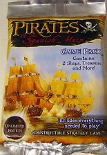 WIZKIDS PIRATES : PIRATES OF THE SPANISH MAIN BOOSTER PACK X 36