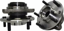 2 NEW Rear Left & Right Wheel Hub Bearing Assembly 1984 - 1996 CHEVY CORVETTE C4