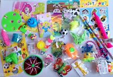 30 GIRLS BOYS TOYS Party Bags Fillers PINATA loot BAG children birthday School
