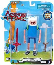 "Adventure Time 5"" Finn with 2 Swords Action Figure"