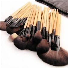 32PCS Professional Set Brush Cosmetic Kit Case Black For Bobbi Brown Makeup Set