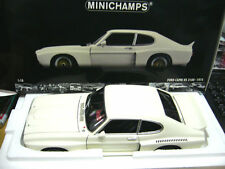 1:18 Minichamps Ford Capri RS 3100 ( 1974 ) weiss Lmtd.Edition 1000 st. weltweit