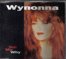 Wynonna- Tell me Why cd maxi single