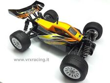 BUGGY XB-DB 1/18 OFF-ROAD ELETTRICO BRUSHED RC-370 2.4GHZ 4WD RTR VRX RH1818
