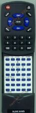 Replacement Remote for PHILIPS 51PP9100D, 51MP6100D37, RCLU022