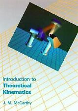 Introduction to Theoretical Kinematics-ExLibrary