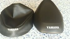 Yamaha CY50 Jog 1992 to 2001  Replacement Seat Cover White Dyed Logo.