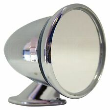 Chrome Classic Bullet Mirror - Mountney CMF - Door / Wing Mirror - Single